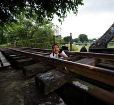 Old Singapore railway line to become new park