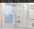 shower repair