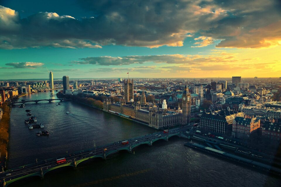 London Budget Trip