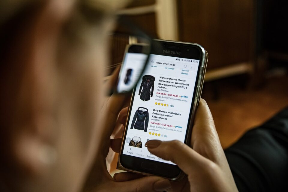 Buying Clothes Online